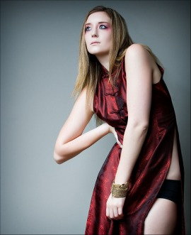 Copyright: Ciaran Whyte. Make up: Nicole McEvoy