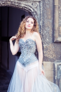 Copyright: Chris Murray (wearing Morua Corsetry & Couture)