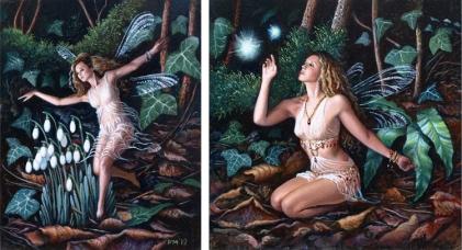 © Philip Malpass (from an oil painting minipanel series)