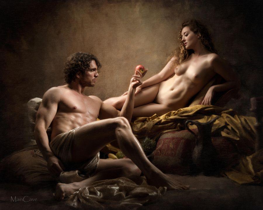 Nude Female Fantasy Art