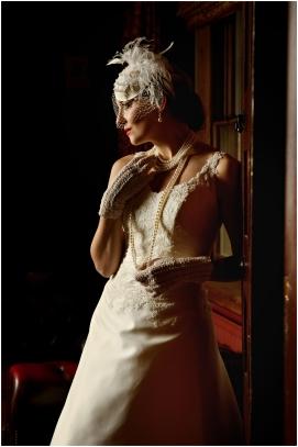 Chanticleer Brides. Copyright: Chris Hanley
